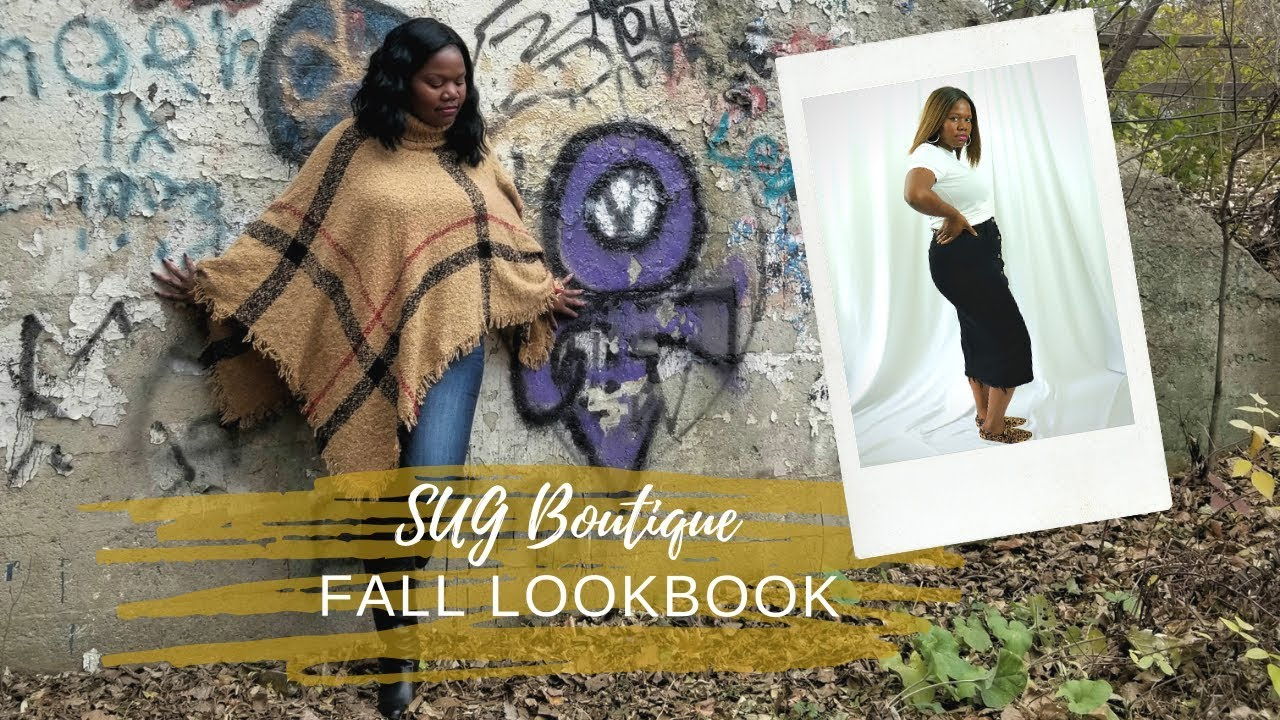 [VIDEO] - SUG Boutique Fall Lookbook| Fall Outfits for Teachers & Casual Professional Women 1