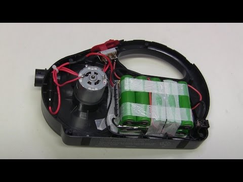 #29 - Coleman Rechargeable QuickPump battery upgrade