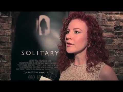 Solitary - Gala Screening interviews inc Katharine Lee McEwan, Sarina Taylor & Michael Wildman