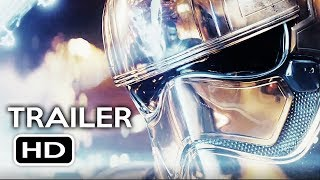 Star Wars: Episode 8: The Last Jedi Official Trailer #2 (2017) Star Wars: Episode VIII Movie HD
