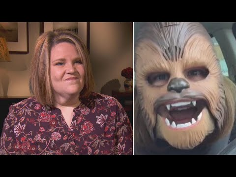 'Chewbacca Mom' Reveals Her Past Abuse and Life's Joys in New Memoir