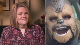 'Chewbacca Mom' Reveals Her Past Abuse and Life's Joys in New Memoir thumbnail