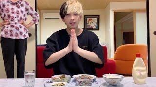 YouTube動画:「今すぐ母親の生姜焼きが食べたい」よし片道8時間やけど車で実家帰ろう!!