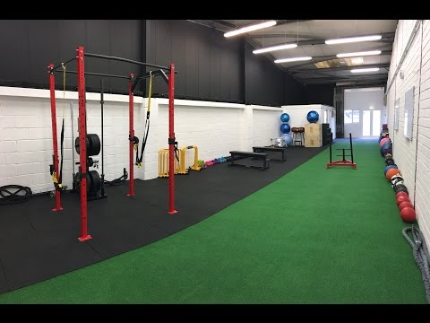 Personal Training Studio Tour | Personal Trainer Yeovil
