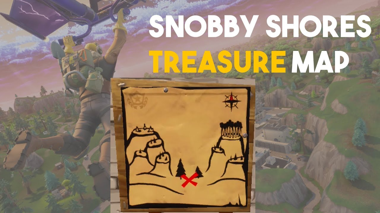 snobby shores map - photo #2