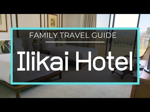 Ilikai Hotel & Luxury Suites - Luxury 2 Bedroom Oceanfront + Kitchen Room Tour