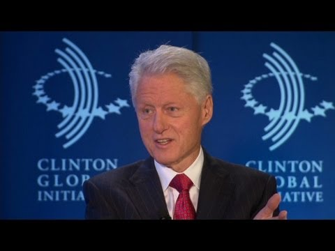 Bill Clinton On Ahmadinejad