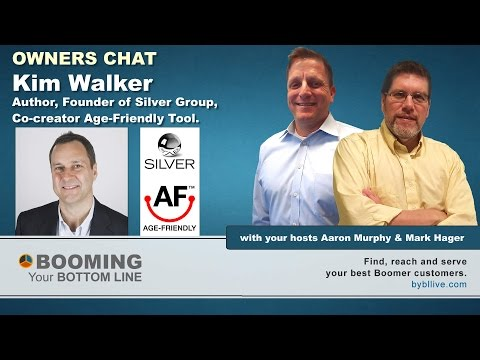 Owners Chat With Kim Walker, Silver Group - Episode 72 - Booming Your Bottom Line