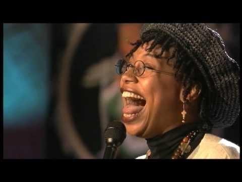 Rachelle Farrell & George Duke Band - With Every Breath I Take [1997]