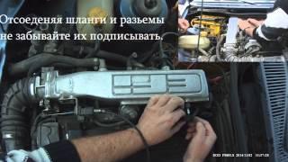 Снятие форсунок на Ford Sierra (DOHC 2.0)(, 2014-11-05T07:26:22.000Z)