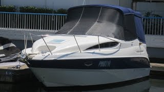 Bayliner 265 Sports Cruiser for sale Action Boating boat sales, Gold Coast, Queensland, Australia