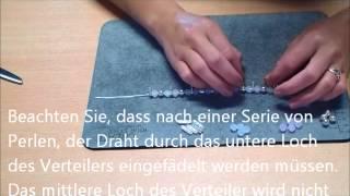 Schmuck herstellen - Mini DIY Projekt 3: Doppel-Armband herstellen Thumbnail