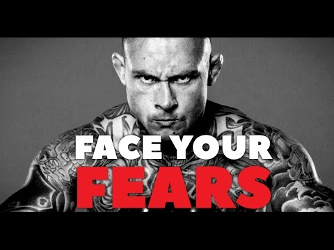 Face Your Fears (Powerful Motivational Video By Billy Alsbrooks)