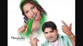 Saamne Baitha Ke Tainu..Balkar ankhila & Manjinder Gulshan