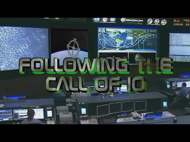 FOLLOWING THE CALL OF IO