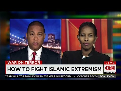 Ayaan Hirsi Ali on How to Fight Islamic Extremism
