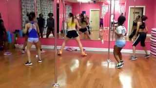 GITTY UP by Sissy Nobby bounce twerk werkout