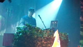 DJ Zone Showcase / Solo During Aesop Rock Hey Kirby Tour @ Warsaw 1/20/17