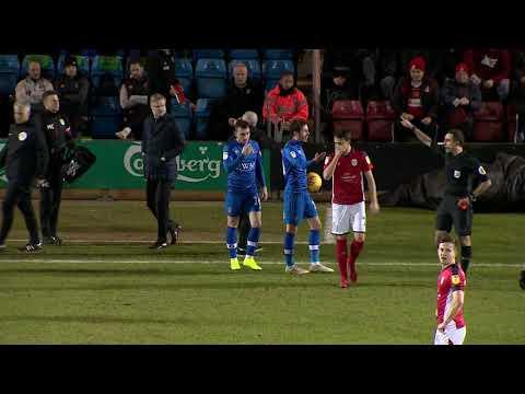 Crewe Alexandra 2 - 1 Carlisle United