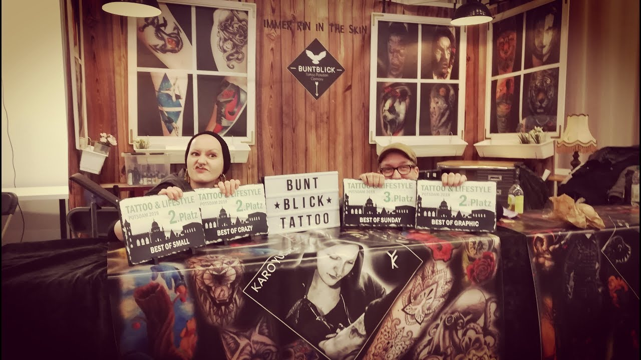 Tattoo convention potsdam