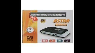 مواصفات ريسيفر ASTRA 10400G HD MINI