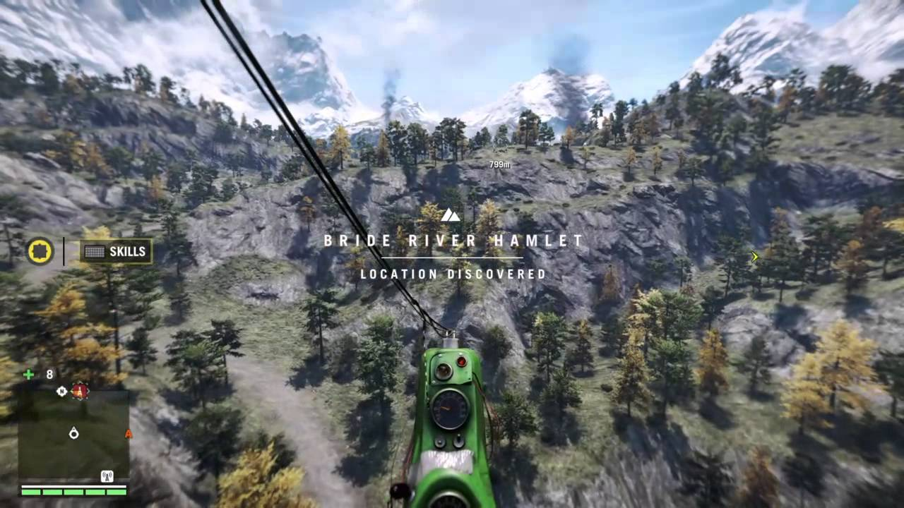 far cry 4 how to unlock the north