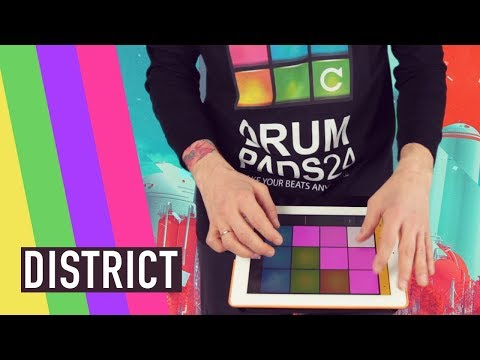 District - Drum Pads 24