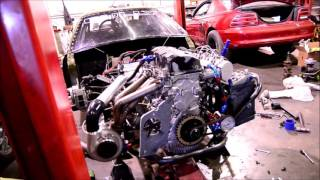 1100hp PFI Civic