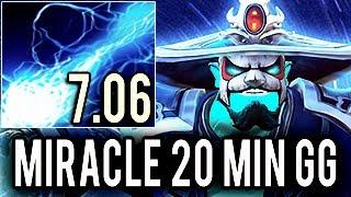 Shortest Game of DREAM LEAGUE So Far Miracle- Storm Spirit ► 20 Min GG Team Liquid Dota 2