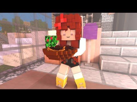 Minecraft: COMEÇANDO O RESTAURANTE DA VILA! - VIDA EM OUTRO MUNDO 2 #22