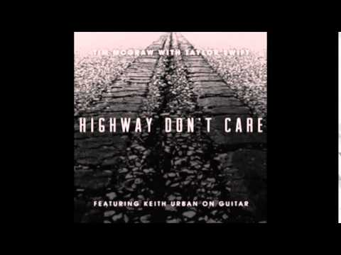 Taylor Swift Song Highway Don't Care
