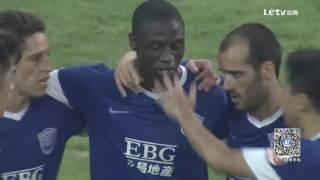 Jacob Mulenga China - Season 2015