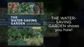The Water-Saving Garden book trailer