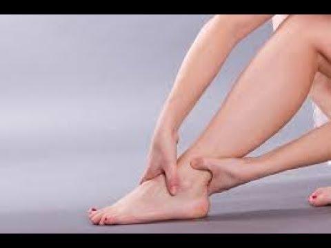 Circulação pés massagem a nos melhorar