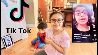 Gambar cover 7 YEAR OLD IS ADDICTED TO TIK TOK!!!