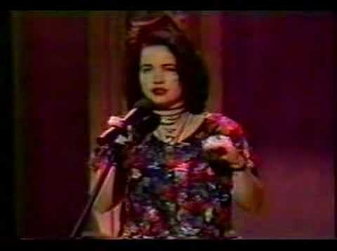 Janeane Garofalo early TV appearance