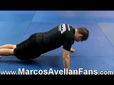 FFA MMA Mat Cleaning - Plus Push-Up Challenge - Day 12 - Master Marcos
