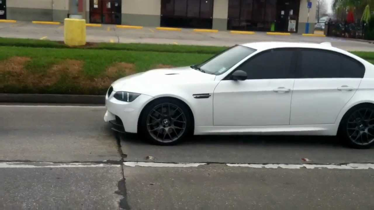 2013 bmw m3 e92 sedan - youtube