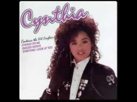 Cynthia 80S Freestyle Mix DJ Eddie T.