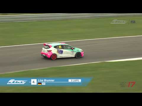 Most - Qualifying - Renault Clio Cup Central Europe 2017