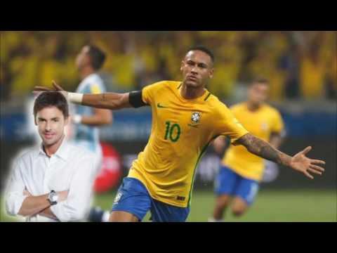 Closs Continental crítica objetiva de derrota humillante de Argentina frenta Brasil 3x0 - 11/11/16