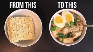 how to cook ramen
