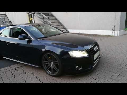 Audi A5 downpipe+software Diesel 3.0tdi