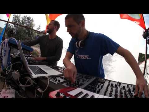 SON KITE aka MINILOGUE - LIVE SHOW @ Paganka Crew Indepen-DANCE 15.4.13 by VJ GodZil