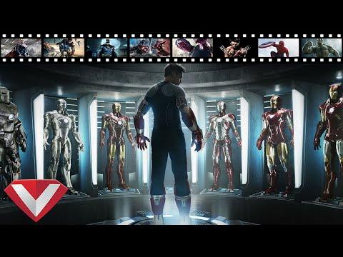 Top 10 Bộ Giáp Của Iron Man thumbnail