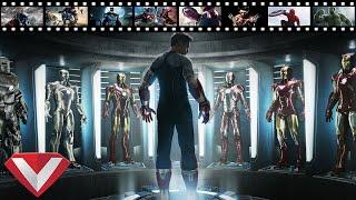 Top 10 Bộ Giáp Của Iron Man