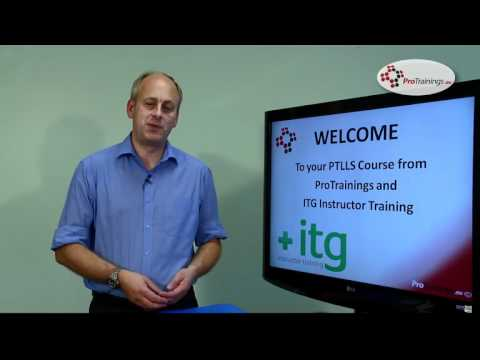 PTLLS Course - What to expect