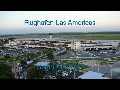 Flughafen Santo Domingo, Las Americas, Dominikanische Republik