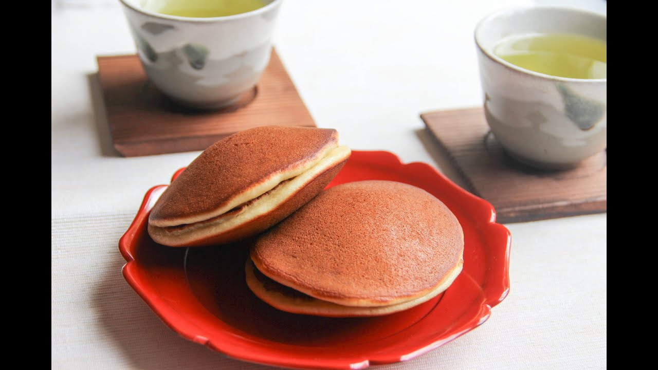 Dorayaki recipe japanese cooking 101 youtube its youtube uninterrupted forumfinder Image collections