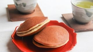 Dorayaki Recipe - Japanese Cooking 101